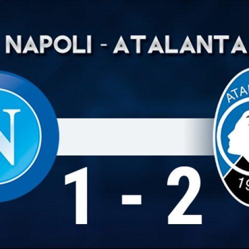 Coppa Italia, Napoli – Atalanta 1-2: cronaca, tabellino e interviste