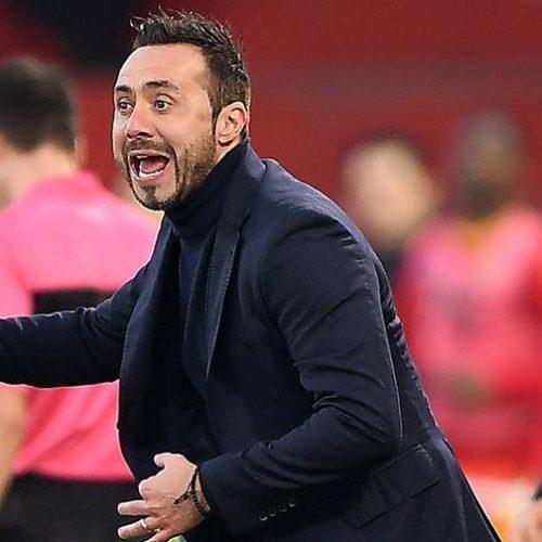 "Sassuolo Genoa De Zerbi: ""Ci giochiamo l'ottavo posto"""