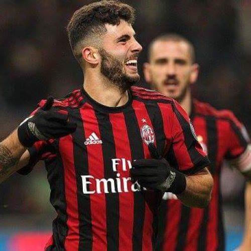 Stadio EC Milan-Lazio 2-1: Cutrone e Bonaventura rilanciano i rossoneri
