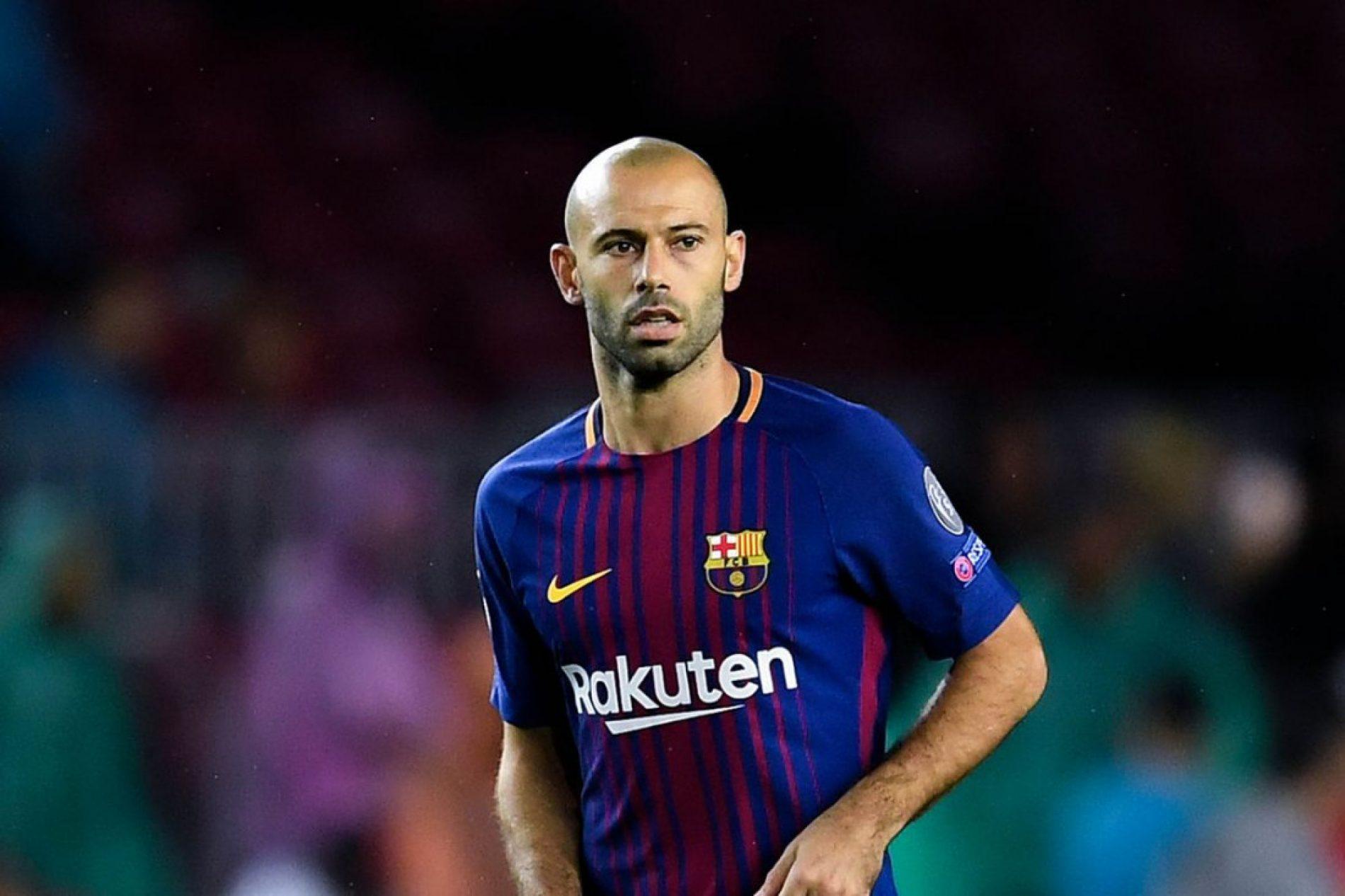 Barcellona, Mascherano verso la Chinese Super League