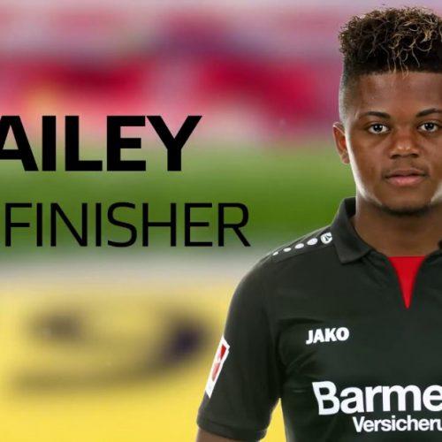 Bayer Leverkusen: Leon Bailey vale almeno 50 milioni
