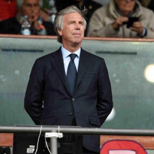 """Genoa, Preziosi: """"Garrone? Caduta di stile, soffre ancora la retrocessione con gol di Boselli"""""""