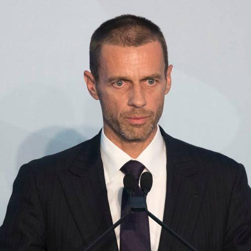 """Intervista Ceferin """"Gli Europei si faranno. Forse in un solo paese"""""""