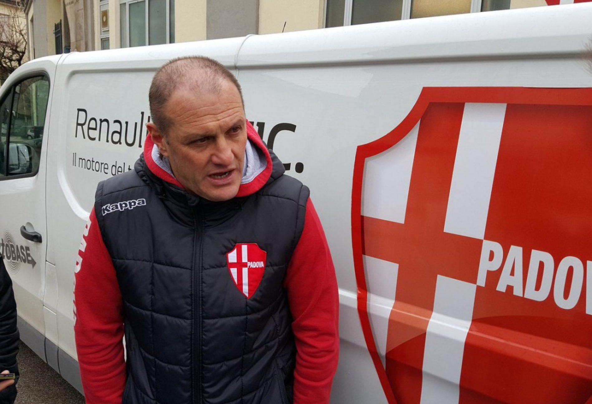 """Sudtirol-Padova, Bisoli: """"Dovremo giocare col coltello tra i denti"""""""