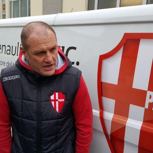 """Padova-Albinoleffe, Bisoli: """"Partita combattuta, siamo sul pezzo"""""""