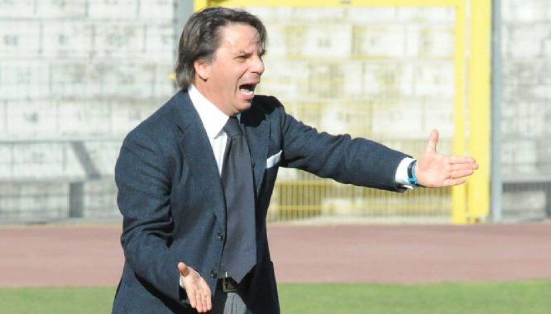 """Padova-Sambenedettese, Capuano: """"Orgoglioso dei miei ragazzi"""""""