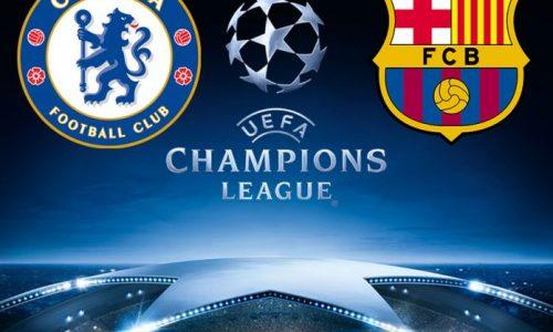 Champions League, Chelsea Barcellona 1-1: cronaca e tabellino