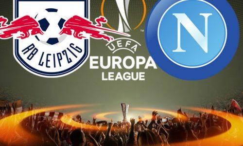 Europa League, RB Lipsia – Napoli: le probabili formazioni