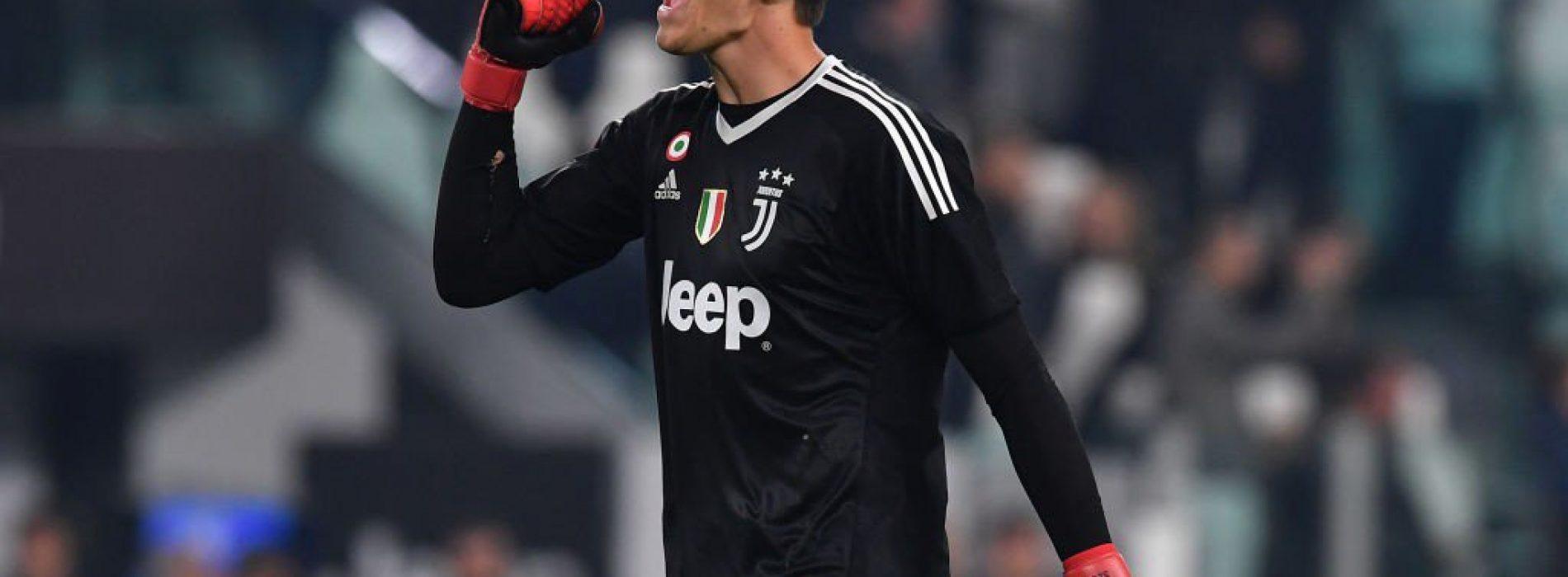 """Juventus, Szczesny: """"Napoli forte, con la Roma prova di carattere. Per lo Scudetto…"""""""