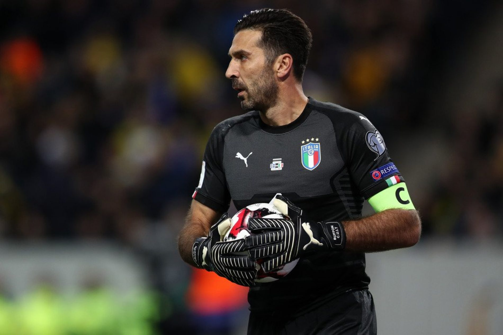 Sorpresa Buffon: in Nazionale fino al 2020!