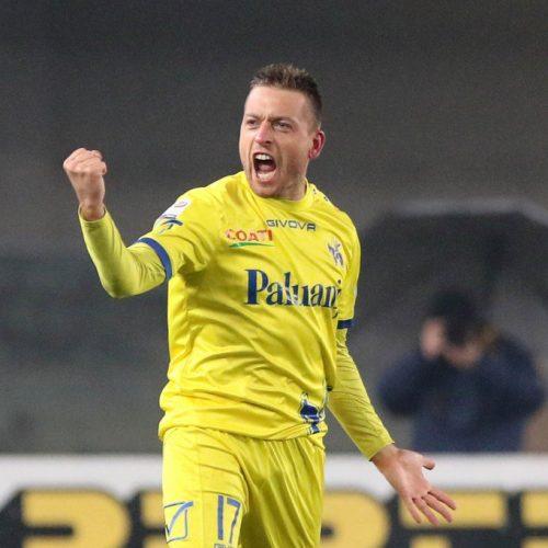 """Chievo, Giaccherini: """"Ho un contratto fino al 2021, se serve resto anche in serie B"""""""