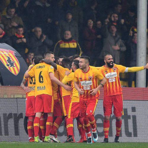 """Cuore e grinta al """"Vigorito"""": il Benevento ci crede"""