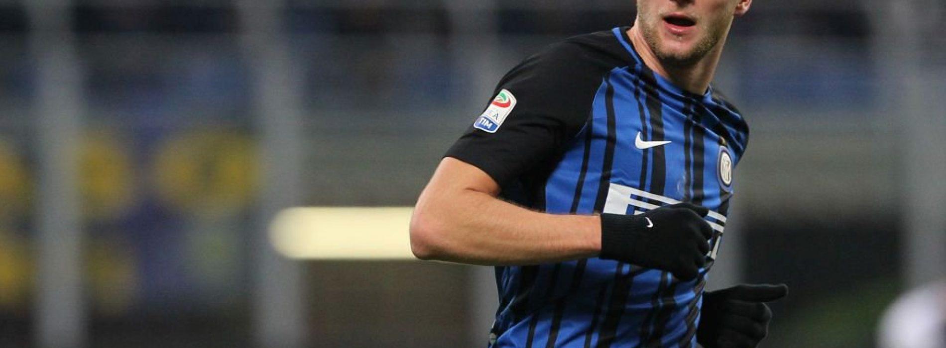 Inter Tottenham Skriniar, blitz degli spurs a Milano