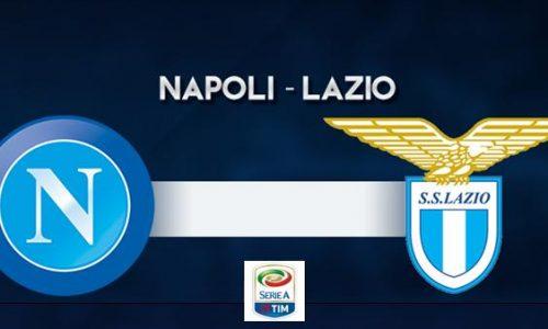 Napoli vs Lazio: Forza, Fouzi Ghoulam