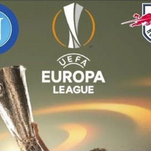 Europa League, Napoli – Lipsia: le  probabili formazioni