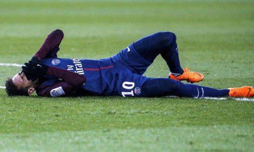Paris Saint Germain: infortunio al quinto metatarso per Neymar