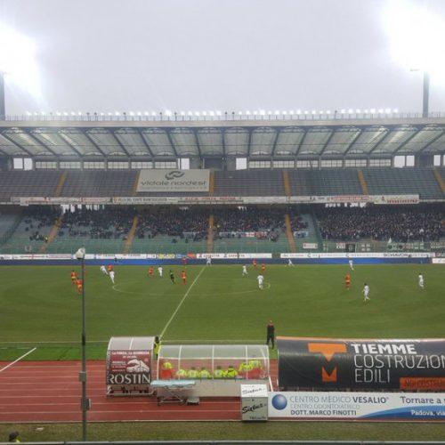Padova-Ravenna, ci pensa Guidone con una doppietta: i biancoscudati volano