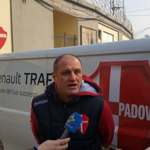 """Padova-Ravenna, Bisoli: """"Domani gara tutt'altro che facile"""""""
