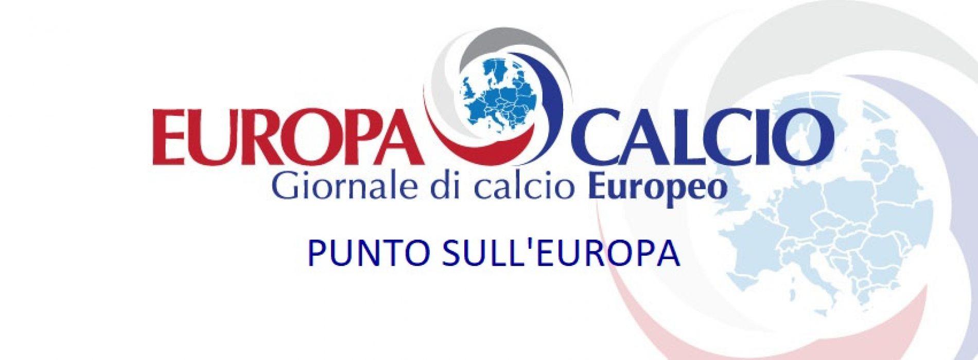 Calendario Calcio Spagnolo.Partite Europei Oggi Calendario Calcio Partite Europee