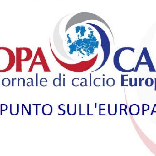 Punto sull'Europa: Monaco e Lione si qualificano alla prossima Champions