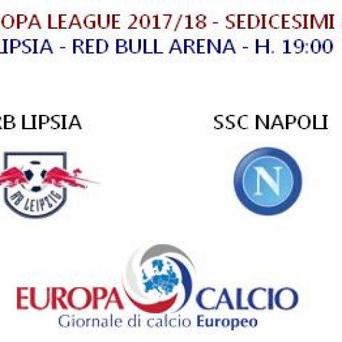 RB Lipsia – Napoli 0-2: cronaca, tabellino e interviste