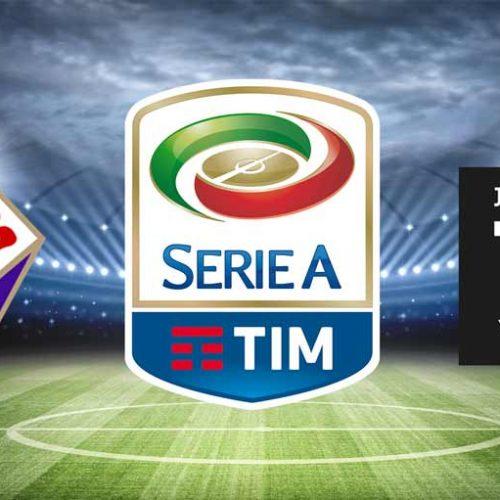 24esima giornata di Serie A, Fiorentina Juventus 0-2: cronaca e tabellino