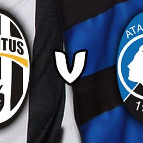 Semifinale di ritorno di Coppa Italia, Juventus Atalanta 1-0