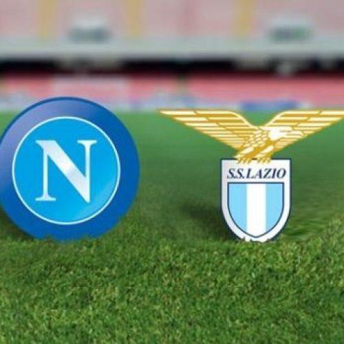 Napoli – Lazio, le formazioni ufficiali