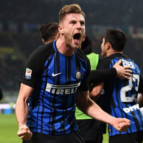 """Skriniar: """"In Italia solo all'Inter"""""""