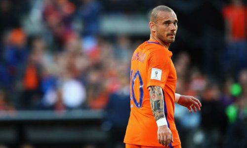 """Sneijder su Modric: """"La dedica dimostra la tua grandezza e la tua umiltà"""""""
