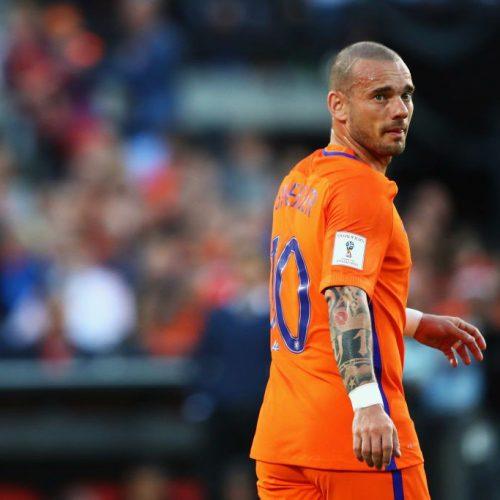 Amichevoli europee: super Depay nel giorno dell'addio di Sneijder, gol Perisic, Austria ok