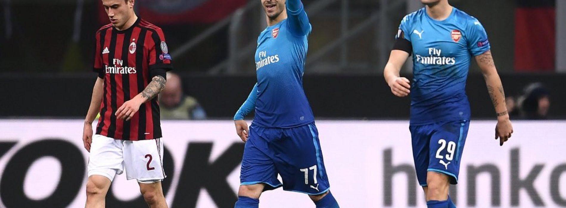 Europa League, Mkhitaryan salta la finale per motivi politici