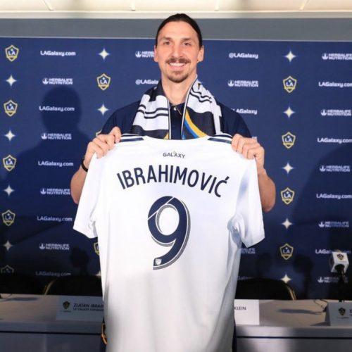MLS: Ibra trascina i Galaxy con una doppietta nel derby!