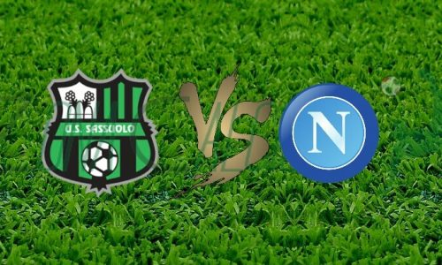 Sassuolo Napoli 1-1 il tabellino