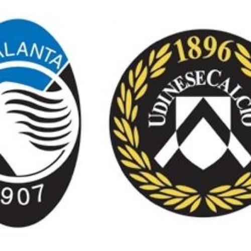 30esima giornata di Serie A, Atalanta Udinese 2-0