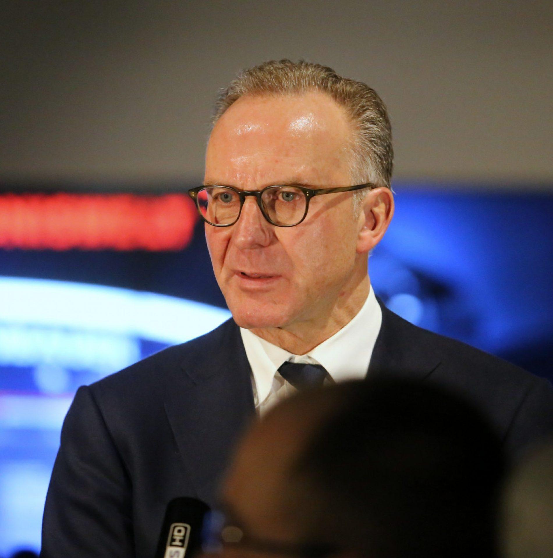 Il presidente del Bayern Monaco Karl-Heinz Rummenige vorrebbe modernizzare il fair play finanziario