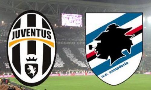32esima giornata di Serie A, Juventus – Sampdoria 3-0: il tabellino