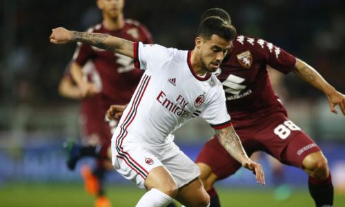 Serie A, Torino-Milan 1-1: De Silvestri risponde a Bonaventura. Belotti spreca dal dischetto!