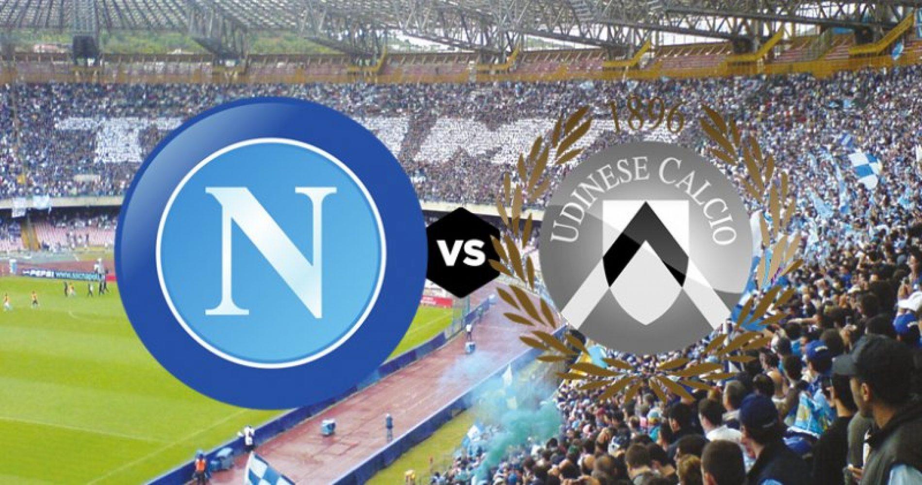 Napoli – Udinese, le probabili formazioni