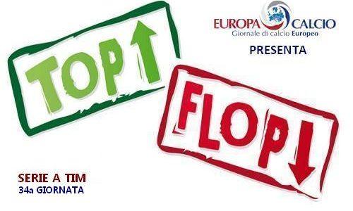 Top – Flop 34a giornata