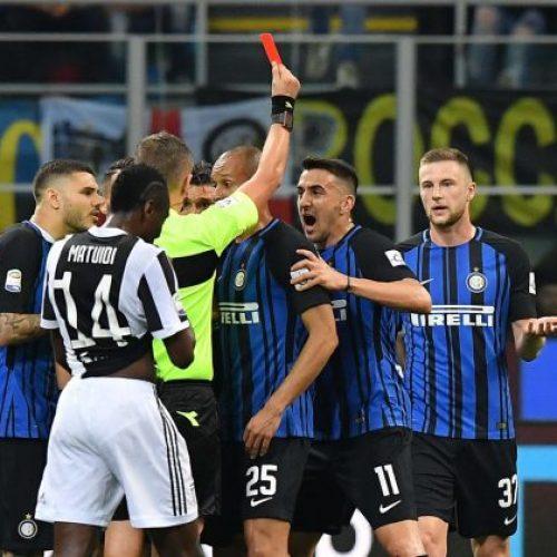 Serie A: non basta il cuore Inter. La Juve vince 3-2 e resta prima