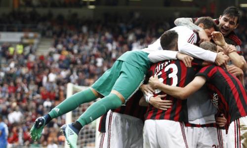 Milan-Fiorentina 5-1, rossoneri vincenti in rimonta: Cutrone e Çalhanoğlu mattatori di giornata