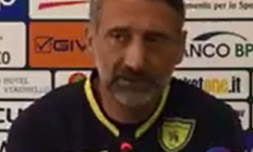 """Chievo, D'Anna: """"Sul campo bisogna conquistarsi tutto, il pubblico spingerà. Non penso al pari con il Benevento"""" [TESTO+VIDEO]"""