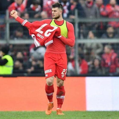 Juventus, Cerri piace all'Eintracht Francoforte