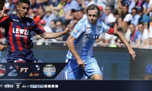 Crotone-Lazio finisce 2-2: Spalletti spera ancora, Zenga nei guai