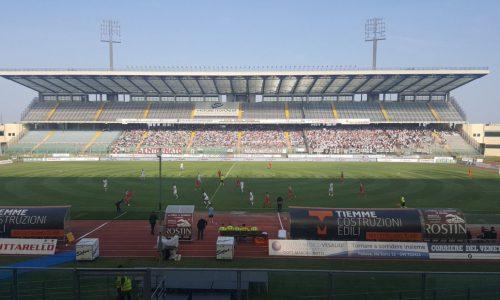 STADIO EC – Padova-Gubbio: ci pensa Capello nel primo tempo