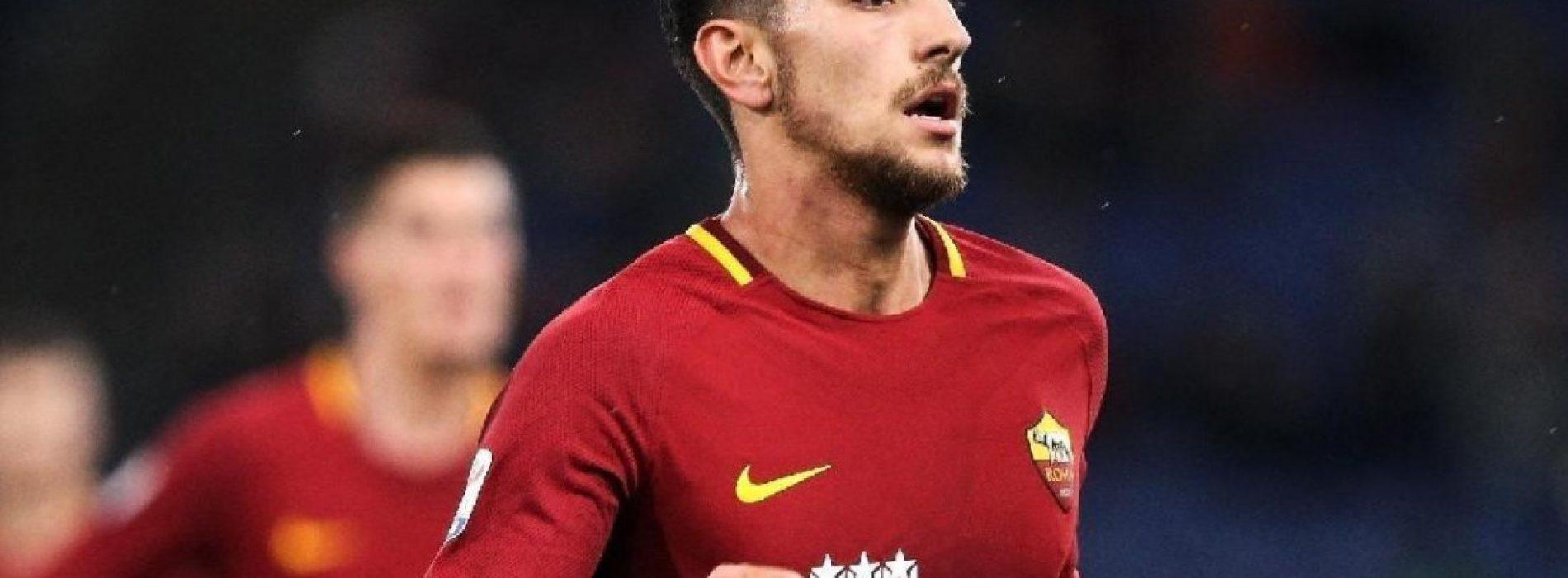 """Roma, Pellegrini: """"Qui mi sento a casa, col Porto una battaglia"""""""