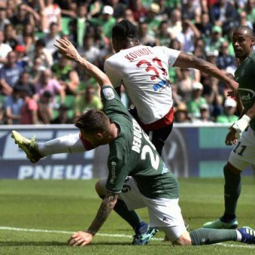 Ligue 1: il Bordeaux ferma la corsa del Saint Etienne vincendo 3-1