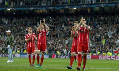 Bundesliga 29a giornata, i risultati: pokerissimo del Bayern