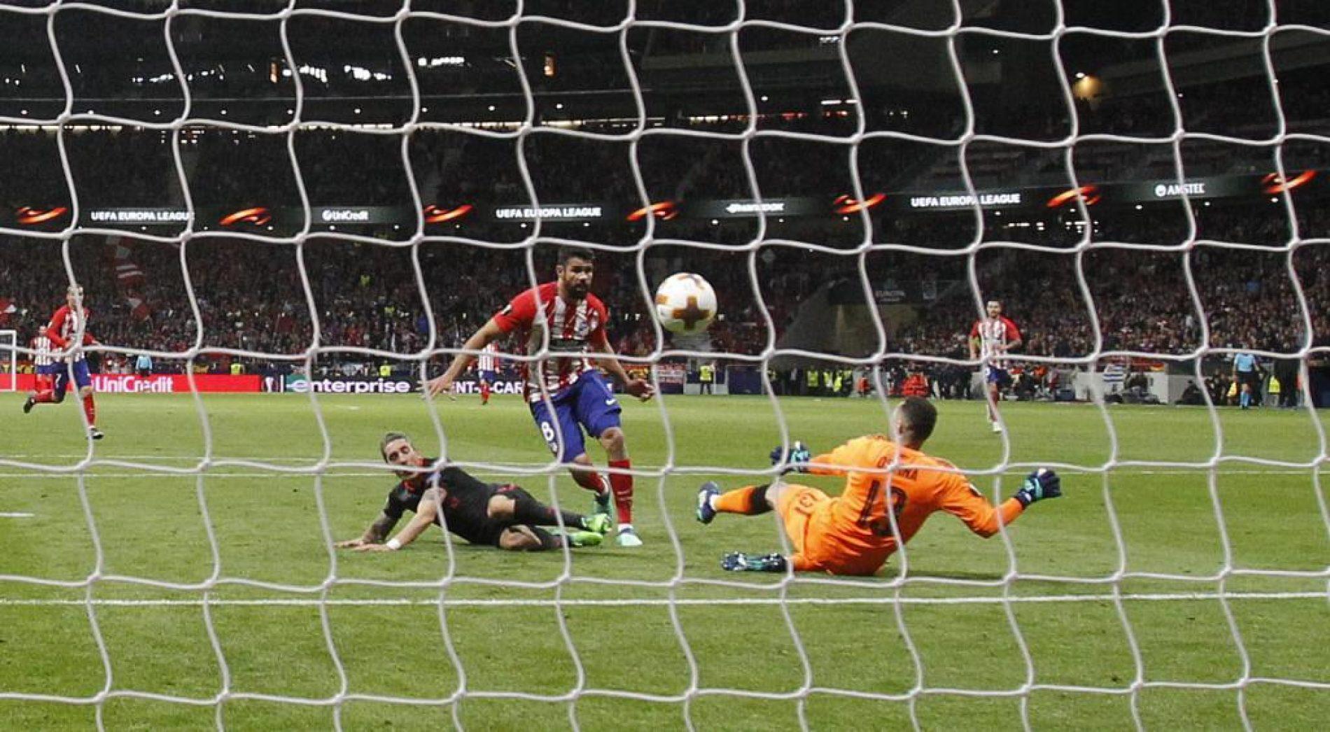 Europa League, l'Atletico Madrid va in finale battendo l'Arsenal per 1-0